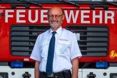 Hans-Peter Schäfer, Zugführer/Verbandsführer