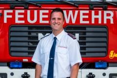 Jürgen Bossert, Kommandant Feuerwehr Sigmaringen