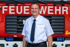 Jürgen Rösch, Stellv. Kommandant Feuerwehr Sigmaringen