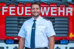 Joachim Pfänder, Zugführer/Verbandsführer, Presse und Öffentlichkeitsarbeit